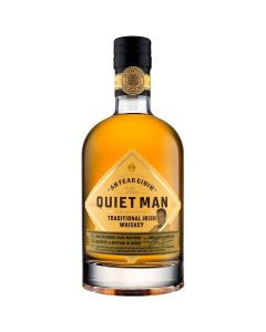 Traditional Blended Irish Whiskey The Quiet Man