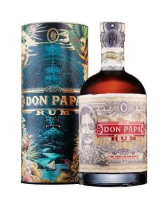Rum Don Papa Cosmic 7 Jahre Limited Edition