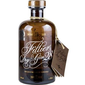Dry Gin 28 Small Batch Filliers