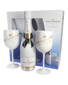 The Perfect Serve Ice Imperial Champagne Demi Sec Moet & Chandon
