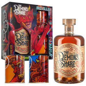 The Demon's Share Rum Gift Pack