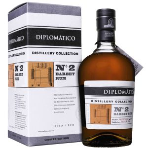 Diplomatico N°2 Barbet Rum Distillery Collection