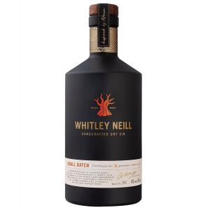 Handcrafted Dry Gin Whitley Neill